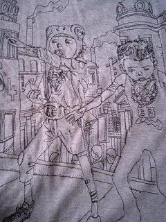 鉄コン筋クリートTシャツユニクロ2.jpg