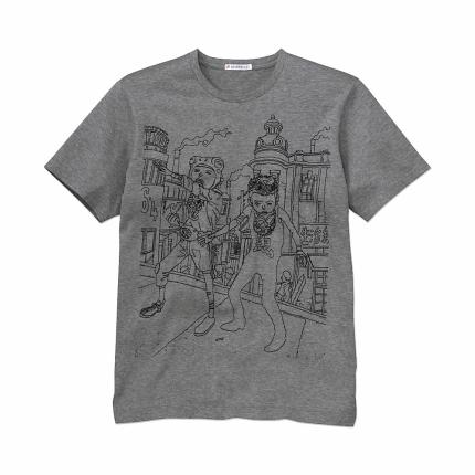 鉄コン筋クリートTシャツユニクロ5.jpg